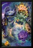 Key To Eternity Plakaty autor Josephine Wall