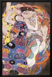 Virgin Prints by Gustav Klimt