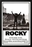 Rocky - Siegerpose Kunstdrucke