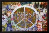 Vrede muur Poster