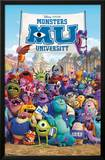 Monsters University - One Sheet Prints