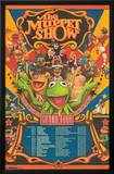 Muppets Most Wanted - Grand Tour Prints