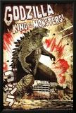 Godzilla - King Prints