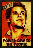 Dexter Posters av Shepard Fairey