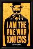 Breaking Bad - I am the one who knocks / Je suis celui qui frappe à la porte Posters