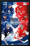 2014 NHL Winter Classic Poster