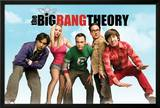 The Big Bang Theory – Sky Print