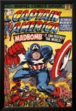 Marvel - Captain America Kunstdrucke