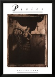The Pixies (Surfer Rosa) Music Poster Print Affischer