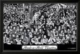 Rock & Roll Theatre Kunstdrucke von Howard Teman