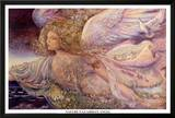 Natures Guardian Angel Prints by Josephine Wall
