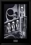 Gebärmaschine Poster von H. R. Giger