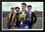 The Smiths Flowers Manchester 1983 Fotky