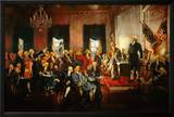 Scene at the Signing of the Constitution Prints by Howard Chandler Christy
