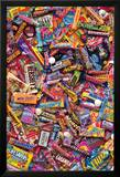 I want Candy Kunstdrucke