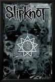 Slipknot (Pentagram) Print