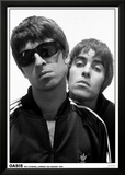 Oasis MTV Studios 1994 Music Poster Print Kunstdruck