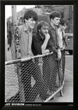 Joy Division-Stockport July 79 Poster