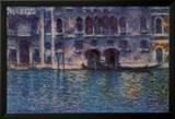 Venice Palazzo Da Mula Prints by Claude Monet