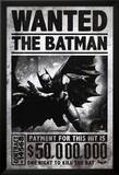 Batman Arkham Origins - Wanted Stampe