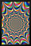 Fractal Illusion Posters