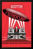 Led Zeppelin, Mothership Posters