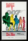 James Bond, Dr. No Plakater