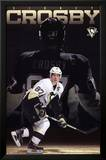 Sidney Crosby Pittsburgh Penguins NHL Sports Poster Posters