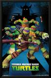 Teenage Mutant Ninja Turtles - Assemble Cartoon Poster Photo