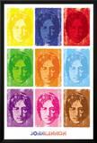 John Lennon (Pop Art) Posters