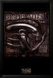 Giger's Alien Poster von H. R. Giger