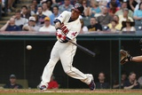 Jun 18, 2011, Pittsburgh Pirates vs Cleveland Indians - Michael Brantley Photographic Print by David Maxwell