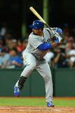 Mar 22, 2014, Los Angeles Dodgers vs Arizona Diamondbacks - Adrian Gonzalez Photographic Print by Cameron Spencer