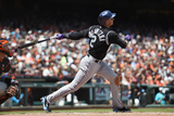 Jun 15, 2014, Colorado Rockies vs San Francisco Giants - Troy Tulowitzki Photographic Print by Thearon W. Henderson