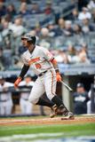 Apr 8, 2014, Baltimore Orioles vs New York Yankees - Adam Jones Photographic Print by Rob Tringali