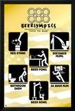 Beerlympics Posters