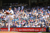 May 31, 2014, Minnesota Twins vs New York Yankees - Masahiro Tanaka Photographic Print by Al Bello