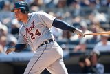 Apr 29, 2012, Detroit Tigers  vs New York Yankees - Miguel Cabrera Photographic Print by Rob Tringali