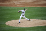 Jun 18, 2014, San Francisco Giants vs Chicago White Sox - Chris Sale Photographic Print by David Banks