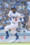 Jun 28, 2014, St Louis Cardinals vs Los Angeles Dodgers - Dee Gordon Photographic Print by Stephen Dunn