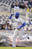 Apr 17, 2014, Toronto Blue Jays vs Minnesota Twins - Jose Bautista Photographic Print by Hannah Foslien