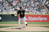 Jun 1, 2014, San Diego Padres vs Chicago White Sox - Chris Sale Photographic Print by David Banks