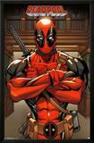 Deadpool Marvel Prints