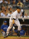 Jun 17, 2014, Toronto Blue Jays vs New York Yankees - Derek Jeter Photographic Print by Al Bello