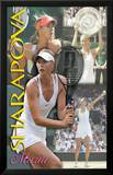 Maria Sharapova Tennis Sports Poster Posters
