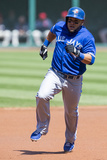 Apr 19, 2014, Toronto Blue Jays  vs Cleveland Indians - Melky Cabrera Photographic Print by Jason Miller
