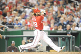Jun 21, 2014, Atlanta Braves vs Washington Nationals - Jayson Werth Photographic Print by Mitchell Layton
