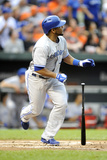 Jul 12, 2013, Toronto Blue Jays vs Baltimore Orioles - Edwin Encarnacion Photographic Print by Mitchell Layton