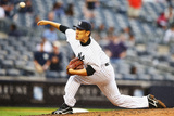 May 31, 2014, Minnesota Twins vs New York Yankees - Masahiro Tanaka Photographic Print by Al Bello