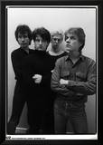 U2 - Kensington 1979 Kunstdruck